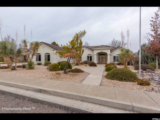 1358 W Baneberry Dr, St. George, UT 84790 (#1645279) :: Red Sign Team