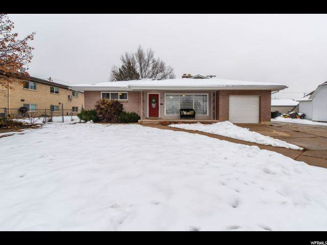 41 S 100 E, Kaysville, UT 84037 (#1645280) :: The Fields Team