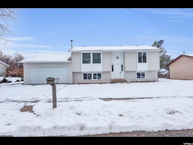 550 N 700 W, Clearfield, UT 84015 (#1645283) :: Red Sign Team