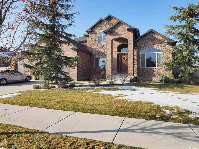 10648 S Bison Ranch Cv, South Jordan, UT 84095 (#1645284) :: The Fields Team