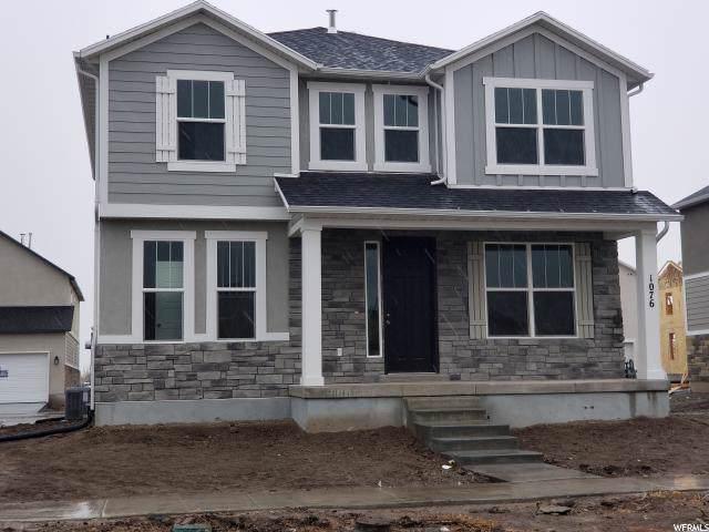 1076 W 1275 1076 S, Springville, UT 84663 (#1645297) :: Pearson & Associates Real Estate