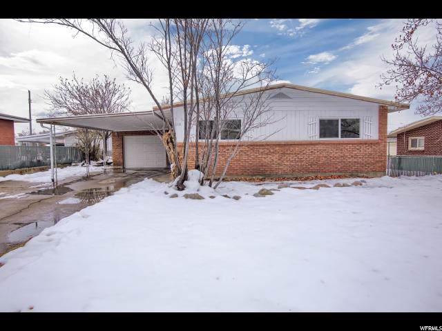 2121 W 5650 S, Roy, UT 84067 (#1645301) :: Big Key Real Estate
