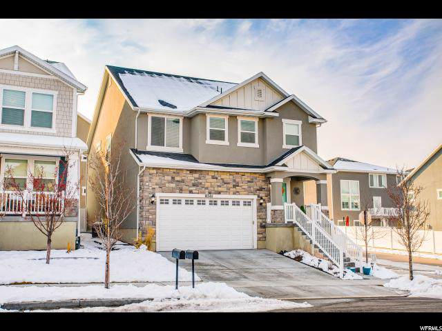 14544 S River Chase Rd, Herriman, UT 84096 (#1645307) :: The Fields Team