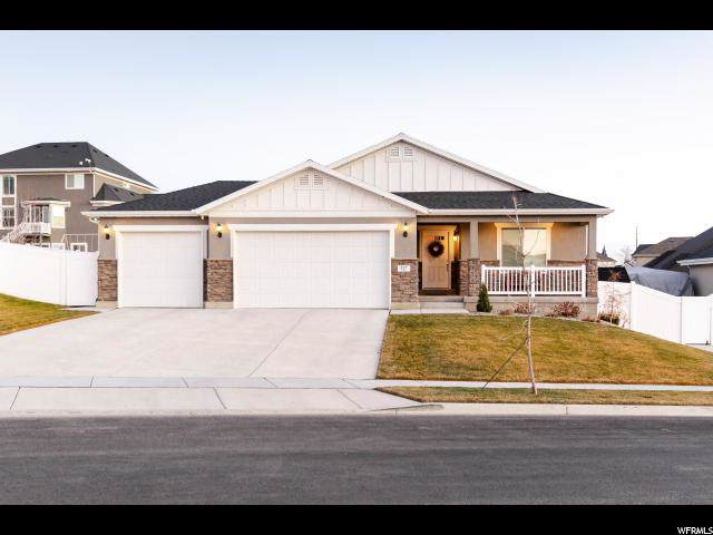 527 W Parkview Drive S, Lehi, UT 84043 (#1645310) :: The Fields Team