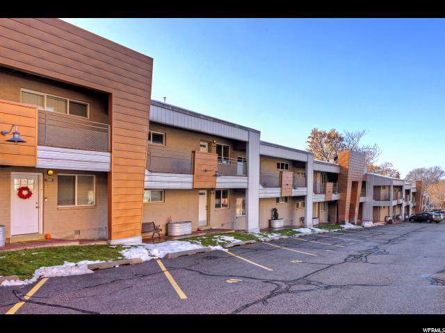 650 N 300 W #241, Salt Lake City, UT 84103 (#1645313) :: goBE Realty
