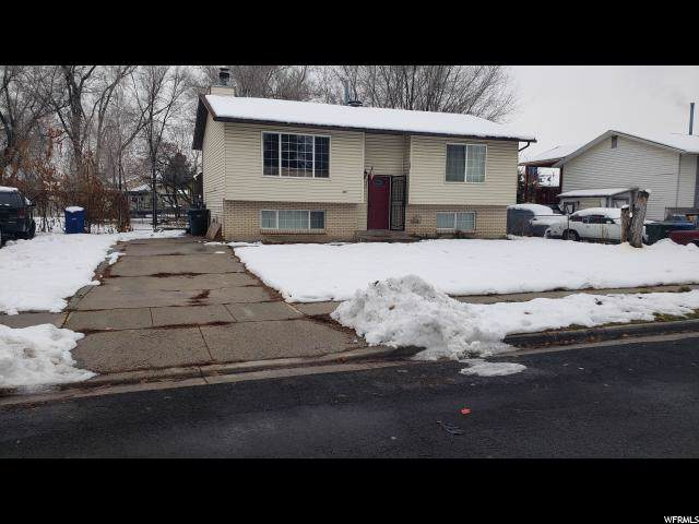 5077 W Cherryview Dr S, West Valley City, UT 84120 (#1645319) :: Bustos Real Estate | Keller Williams Utah Realtors