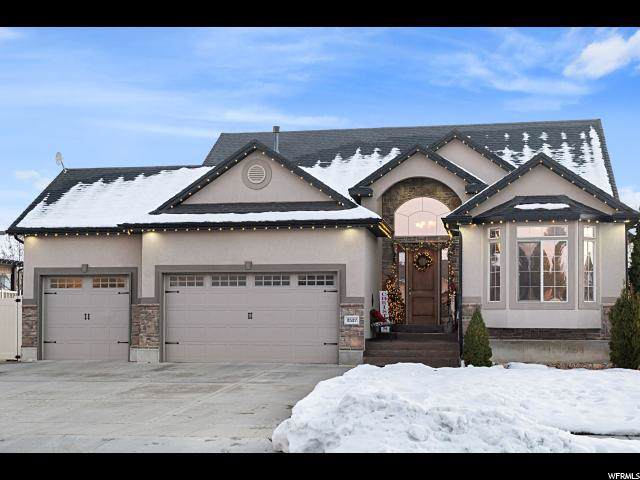 2537 W 3600 N, Farr West, UT 84404 (#1645327) :: RISE Realty