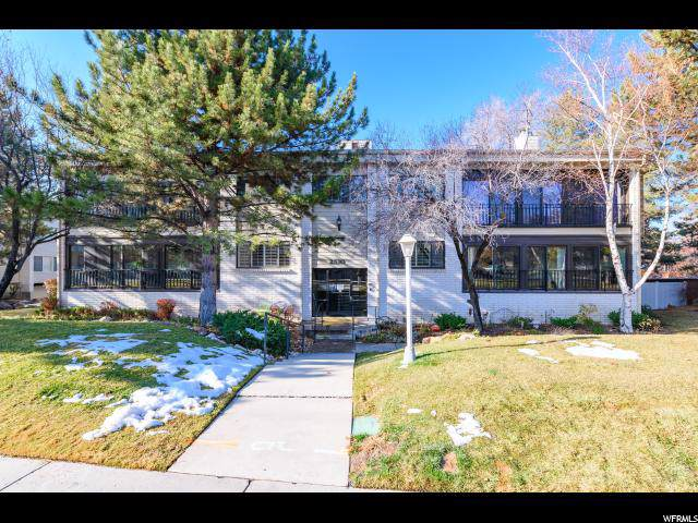 2510 S Elizabeth St E #7, Salt Lake City, UT 84106 (#1645338) :: Big Key Real Estate