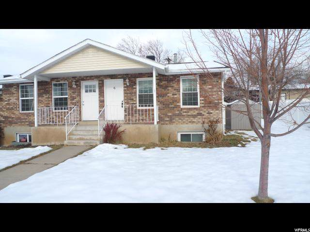 3240 N Fairfield Rd #6, Layton, UT 84040 (#1645341) :: Big Key Real Estate