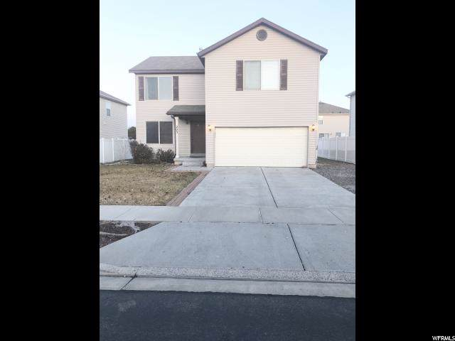 203 S 950 W, Spanish Fork, UT 84660 (#1645356) :: Big Key Real Estate