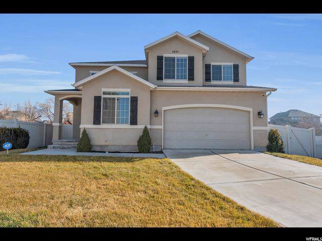 1651 S Bridle Loop W, Lehi, UT 84043 (#1645359) :: Exit Realty Success