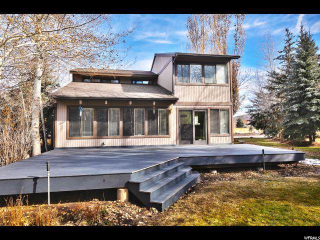 2701 Lucky John Dr, Park City, UT 84060 (#1645360) :: RISE Realty