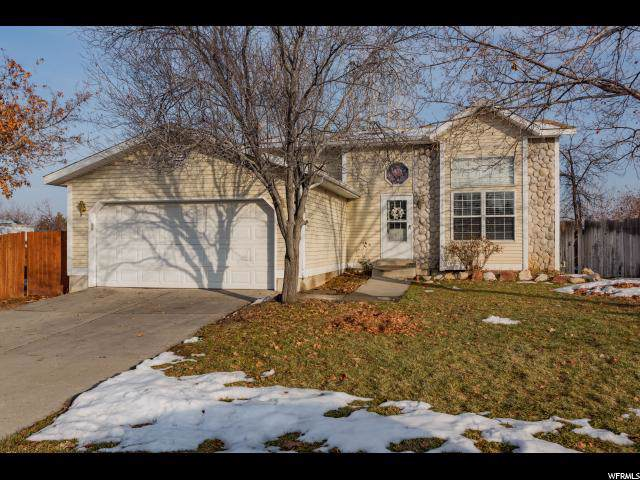 3951 S 6165 W, West Valley City, UT 84128 (#1645375) :: Doxey Real Estate Group