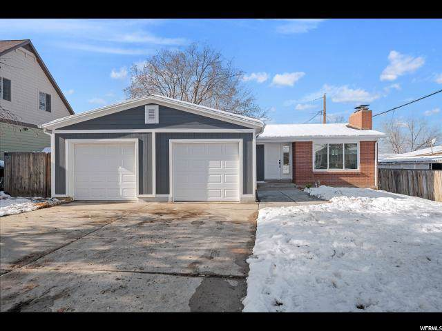 6730 S 2345 E, Cottonwood Heights, UT 84121 (#1645378) :: Doxey Real Estate Group
