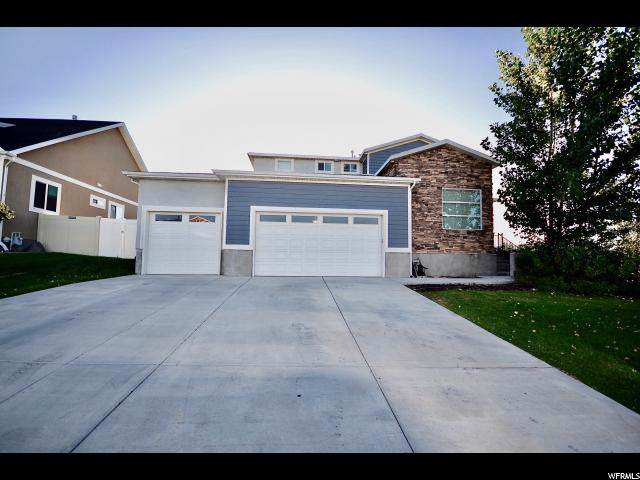 9452 S Alane Hollow Rd W, West Jordan, UT 84081 (#1645385) :: Exit Realty Success