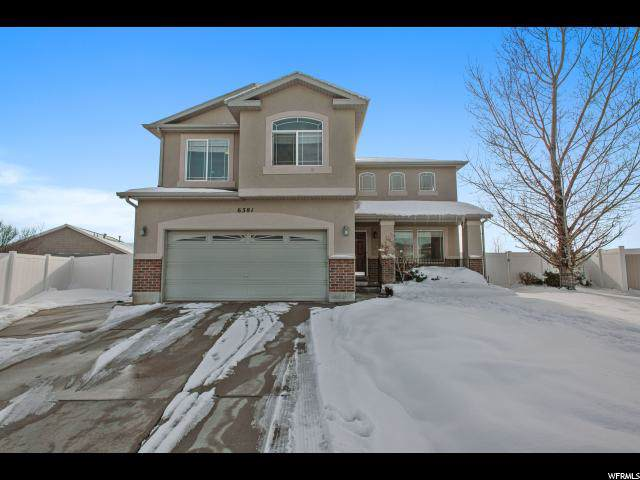 6381 W De Loss Ct S, West Jordan, UT 84081 (#1645387) :: Exit Realty Success