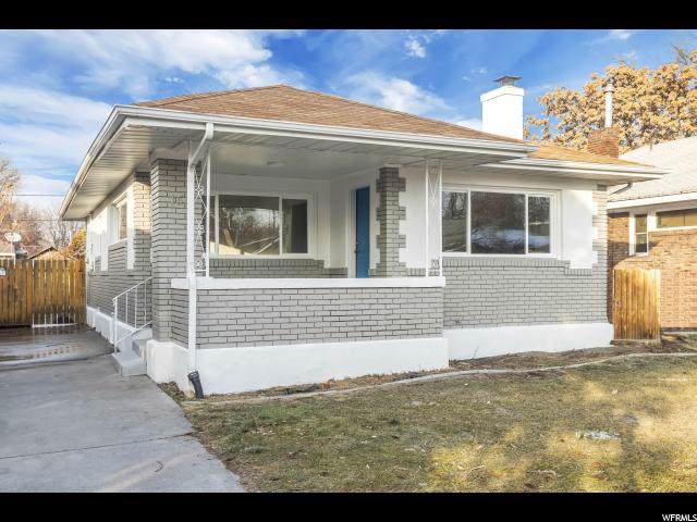155 E Kelsey Ave, Salt Lake City, UT 84111 (#1645401) :: RISE Realty