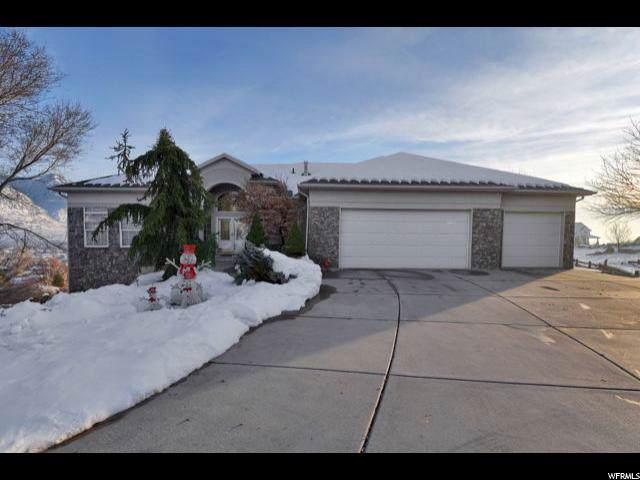 235 E 3575 N, North Ogden, UT 84414 (#1645409) :: The Muve Group