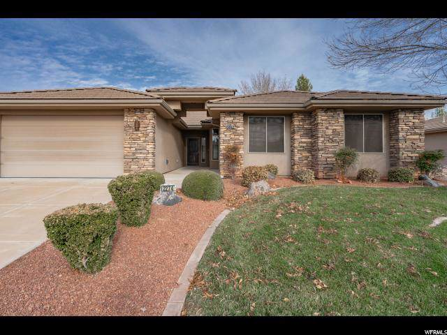 2274 W Sonoma Ln, St. George, UT 84770 (#1645418) :: Red Sign Team