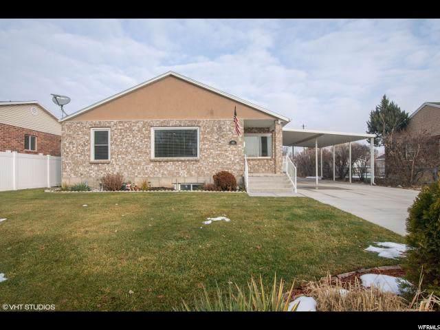 688 W Fern Dr, Midvale, UT 84047 (#1645429) :: Big Key Real Estate