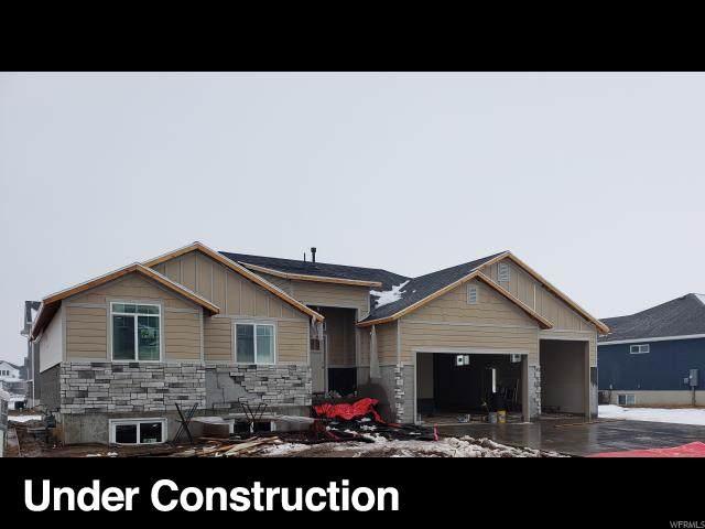 1014 S 3050 W, Syracuse, UT 84075 (#1645437) :: Big Key Real Estate