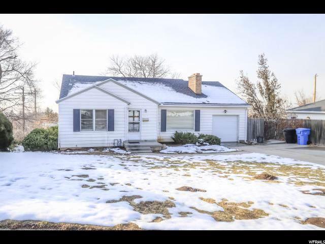 3014 S 3435 E, Salt Lake City, UT 84109 (#1645441) :: Big Key Real Estate