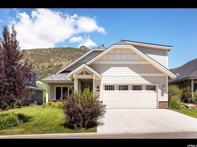 48 W Leman Dr, Midway, UT 84049 (#1645451) :: Red Sign Team