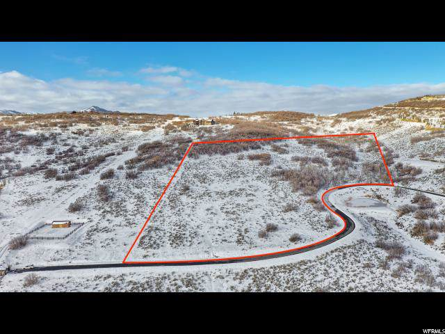 8193 N Red Fox Ct, Park City, UT 84098 (#1645452) :: The Fields Team