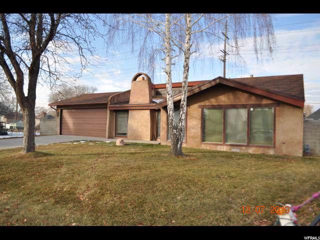 926 W Pioneer Cir S, Salt Lake City, UT 84104 (#1645456) :: Big Key Real Estate