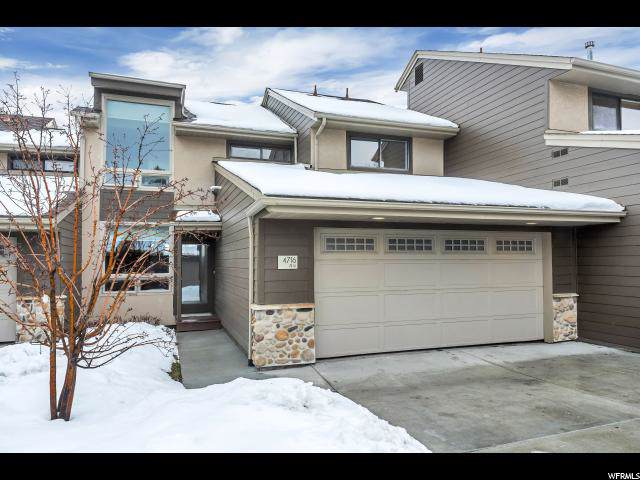 4716 Silver Meadows Dr #16, Park City, UT 84098 (#1645460) :: Red Sign Team