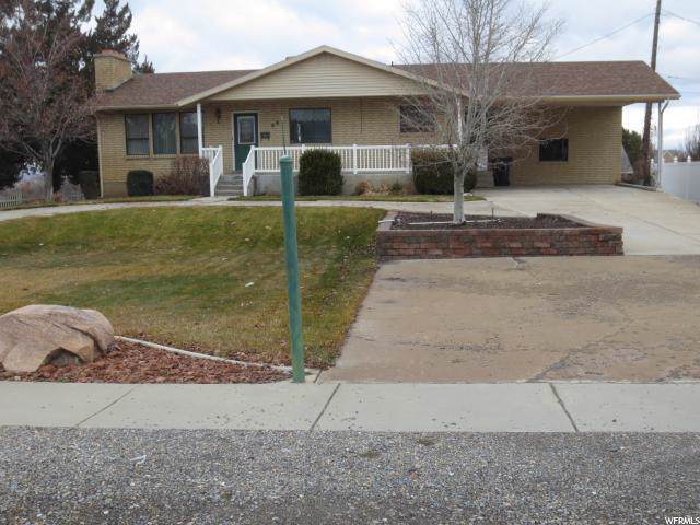 88 W 700 S, Payson, UT 84651 (#1645462) :: Keller Williams Legacy