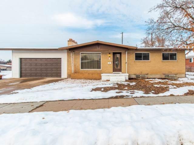 2464 W 4700 S, Roy, UT 84067 (#1645463) :: Big Key Real Estate