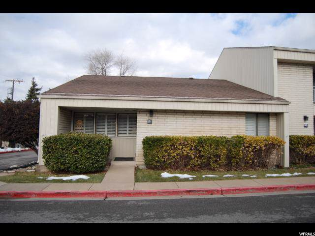 1950 S 200 W #31, Bountiful, UT 84010 (#1645470) :: Exit Realty Success