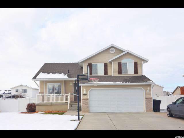 1657 N 2340 W, Clinton, UT 84015 (#1645471) :: Big Key Real Estate