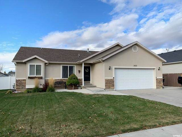 2413 E 1650 S, Spanish Fork, UT 84660 (#1645477) :: Keller Williams Legacy