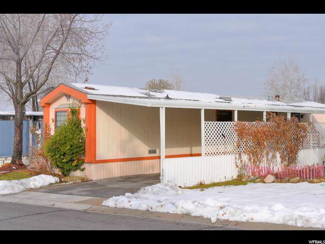 311 Pellinore St, North Salt Lake, UT 84054 (#1645491) :: Red Sign Team