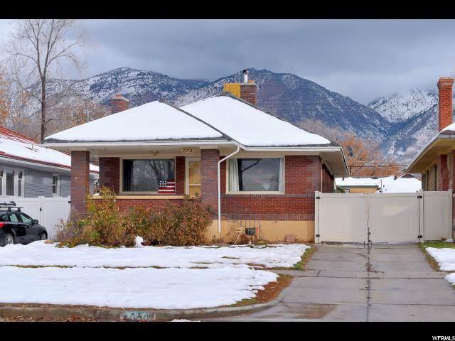 2750 S Quincy Ave, Ogden, UT 84403 (#1645493) :: Exit Realty Success