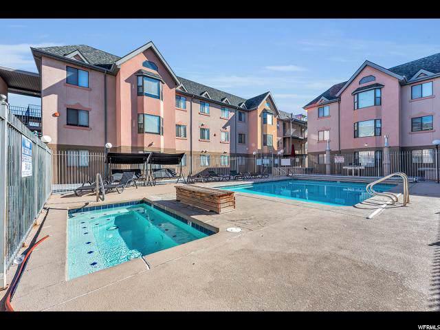 850 N University Ave #301, Provo, UT 84604 (#1645497) :: Big Key Real Estate