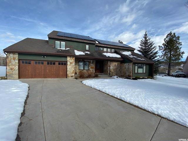 3907 W Silver Spur Cir #1023, Park City, UT 84098 (#1645499) :: Red Sign Team