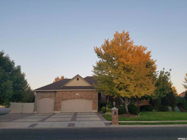60 N 3200 W, Layton, UT 84041 (#1645521) :: Big Key Real Estate