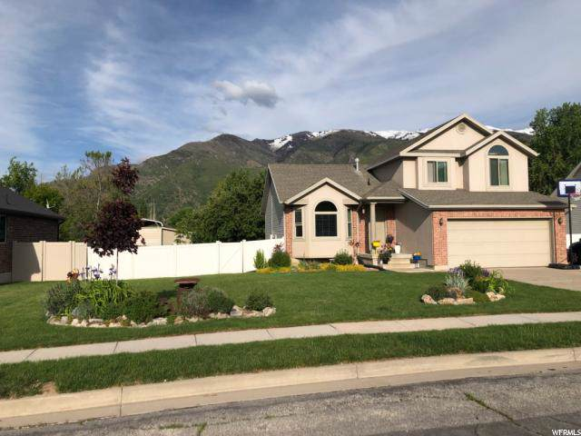 7854 S Cedar Loop Dr E, South Weber, UT 84405 (#1645524) :: Big Key Real Estate