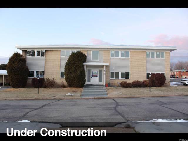 2316 W Chateau Dr S G-202, Roy, UT 84067 (#1645535) :: Big Key Real Estate