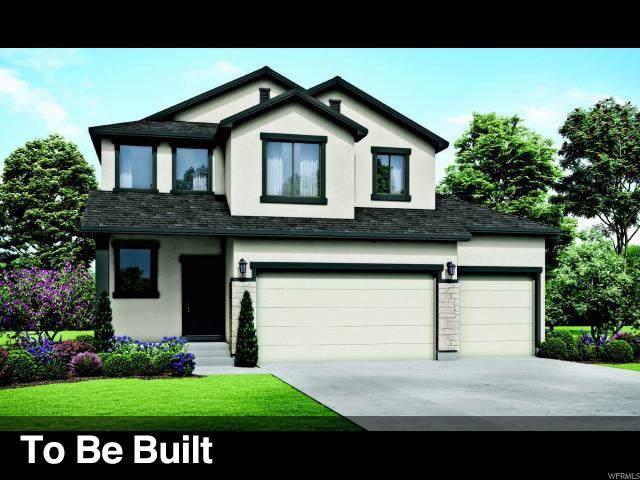 4107 N Fairfield Dr #111, Eagle Mountain, UT 84005 (#1645536) :: Big Key Real Estate