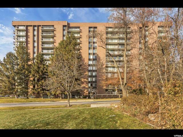 123 2ND Ave P-14, Salt Lake City, UT 84103 (#1645537) :: Big Key Real Estate