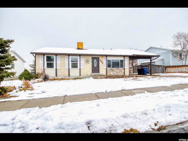 4953 S Jeremiah Dr, Salt Lake City, UT 84118 (#1645541) :: Doxey Real Estate Group