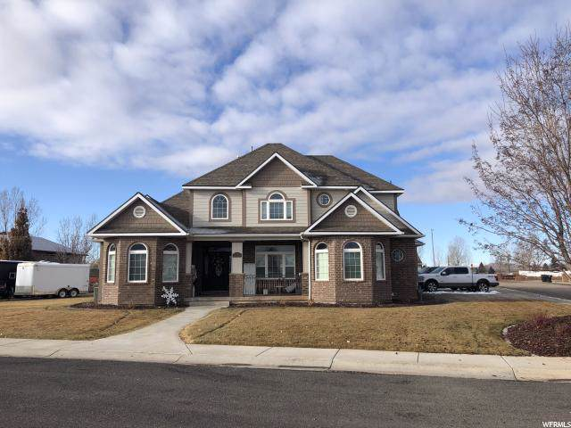 1398 Alexia Ln, Roosevelt, UT 84066 (MLS #1645542) :: Lawson Real Estate Team - Engel & Völkers