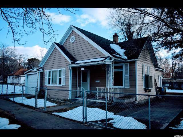 557 E 20TH ST. S, Ogden, UT 84401 (#1645554) :: Exit Realty Success