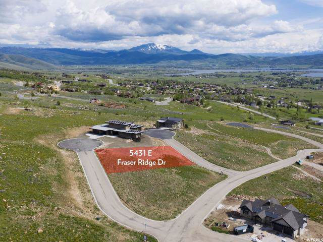 5431 E Fraser Ridge Dr, Eden, UT 84310 (#1645557) :: Bustos Real Estate | Keller Williams Utah Realtors