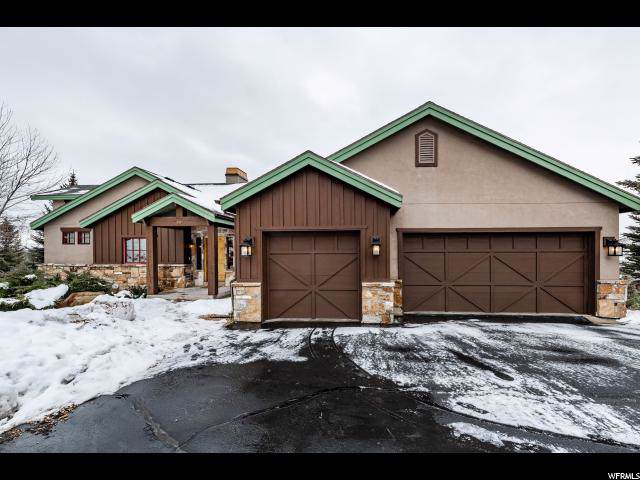 337 Big Dutch Dr, Kamas, UT 84036 (#1645565) :: RISE Realty