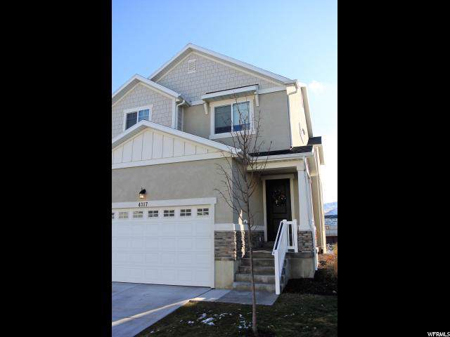 4317 W Quiet Shade Dr, Herriman, UT 84096 (#1645566) :: Bustos Real Estate | Keller Williams Utah Realtors